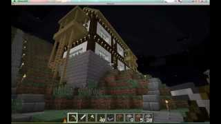getlinkyoutube.com-Minecraft - Una Villa Niente Male [PARTE 2]