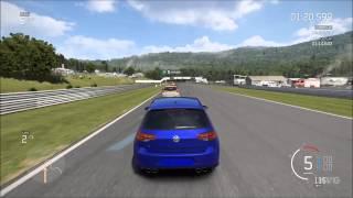 getlinkyoutube.com-Forza Motorsport 6 - Volkswagen Golf R 2015 Gameplay (XboxONE HD) [1080p60FPS]