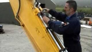 getlinkyoutube.com-excavator to harvester in under 4 minutes
