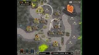 getlinkyoutube.com-Kingdom Rush - Level 15 (Campaign, Premium Content) - Rotten Forest