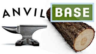 Blacksmith Anvil Base + 1
