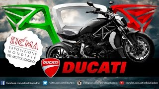 getlinkyoutube.com-EICMA 2015: Ducati Standı