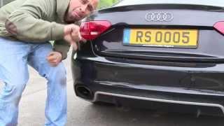 getlinkyoutube.com-JP Performance - Audi RS5 Abgasanlage