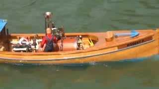 getlinkyoutube.com-steamboat model ROBERT P   /    Stuart-Turner D10