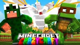getlinkyoutube.com-Minecraft - CRAZYCRAFT 3 - TINY TURTLE'S SECRET EPISODE! #4