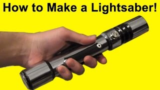 getlinkyoutube.com-How to Make a Lightsaber (DIY)