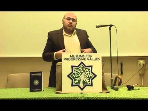 Book Reading (UCLA) Dr. Khaled Abou El Fadl Intro.wmv