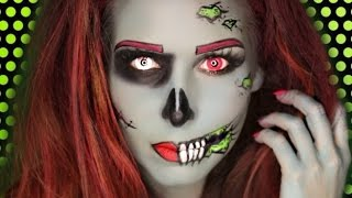 download video chucky 39 s braut halloween tutorial. Black Bedroom Furniture Sets. Home Design Ideas
