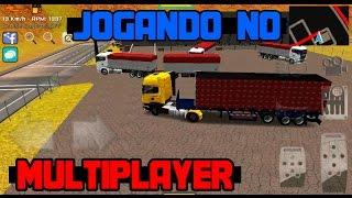 getlinkyoutube.com-Grand Truck Simulator - Multiplayer Comboio