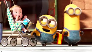 getlinkyoutube.com-Despicable me 2 movie full - Minions commercial mini movies