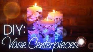 getlinkyoutube.com-DIY: Vase Centerpieces
