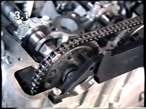 Opel Z22SE engine instruction video