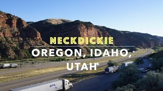 getlinkyoutube.com-Oregon Idaho Utah West to East, The Great Road Trip Vol 2