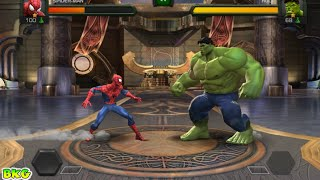 getlinkyoutube.com-SPIDERMAN vs HULK and THOR and MORE Fighting Game - Best Kid Games