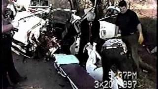 getlinkyoutube.com-High speed crash, the aftermath