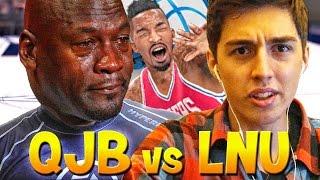 getlinkyoutube.com-DIAMOND J.R. SMITH WTF! MTWars - QJB vs LNU Game 1 | NBA 2k16 My Team Tournament