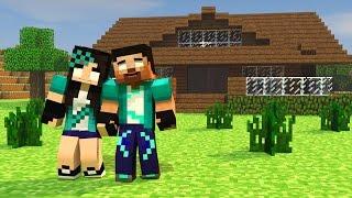 getlinkyoutube.com-Minecraft - VIDA REAL - #18 A CASA NOVA!! - Comes Alive Mod