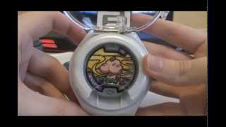 getlinkyoutube.com-Yokai Watch: New Yokai Medal Review 21/July/15