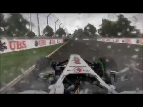 F1 2013 Melbourne Hotlap PC
