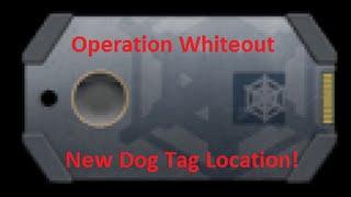 getlinkyoutube.com-BF4 Phantom Operative Dog Tag - *NEW LOCATION* Operation Whiteout