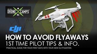 getlinkyoutube.com-DJI Phantom 2 - How-To AVOID FLYAWAYS, UPDATE
