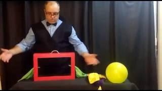 Balloon Silk Frame