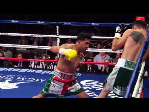 Ricardo Alvarez vs. Sergio Thompson - 1st Round - SHOWTIME B