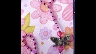 getlinkyoutube.com-Butterfly Beaded Barefoot Sandal