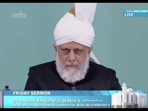 Sindhi Translation: Friday Sermon 11th April 2014 - Islam Ahmadiyya