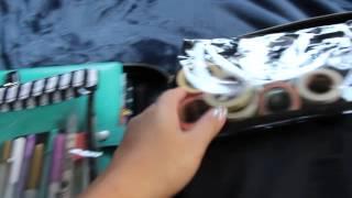 getlinkyoutube.com-Whats in my MAMBI planner bag??