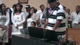 getlinkyoutube.com-Chuukese Christian Ministry Choir and Rev. Elvis Killion Osonis at FACE Maui's MLK Day Service