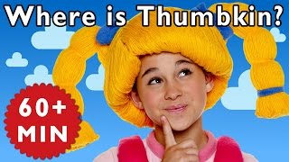 Where is Thumbkin? and More | Nursery Rhymes from Mother Goose Club!