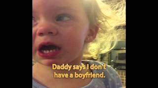 getlinkyoutube.com-Little Girl Is Pretty Darn Sure She Has a Boyfriend