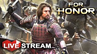 getlinkyoutube.com-For Honor: The Last Samurai | Multiplayer Gameplay