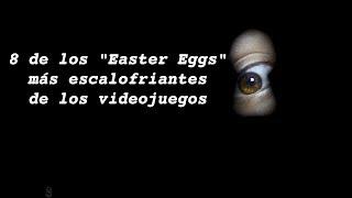 getlinkyoutube.com-8 de los Easter Eggs más escalofriantes de los videojuegos