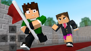 getlinkyoutube.com-Minecraft PE 0.13.1 - Capture a Bandeira !! (MINIGAME)