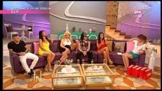 getlinkyoutube.com-Maja Nikolic - Gostovanje - Magazin In - (TV Pink, 18. 7. 2015)