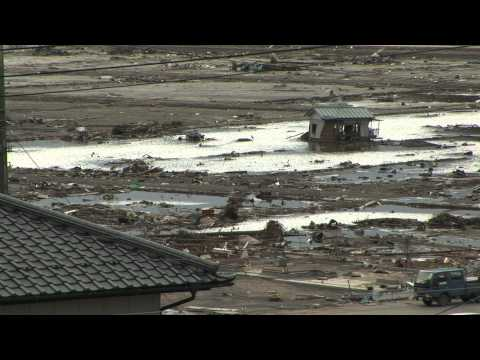 Japan Earthquake and Tsunami 2011 - Japanese Red Cross Response