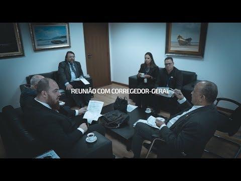 Sindijus-PR entrega reivindicações ao corregedor-geral do TJPR