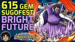 PREDICTIONS COME TRUE! 615 Gem Global 2 Year Anniversary Sugofest! [One Piece Treasure Cruise]