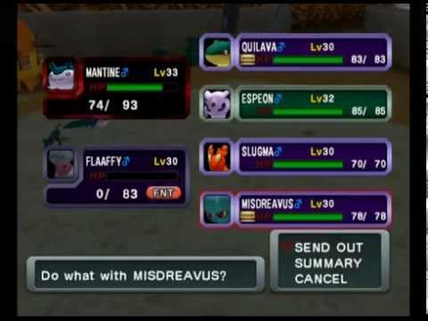 [GCN] Pokemon Colosseum - Story Playthrough #10 [HQ]