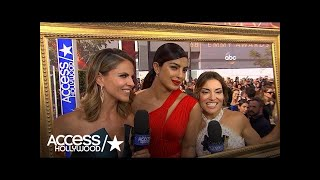 Priyanka Chopra: 'I've Gotten So Much Love & Affection From This Country' | Access Hollywood