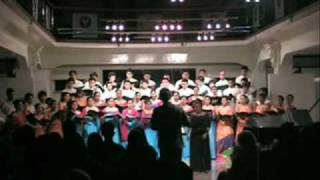 Quia Fecit (Magnificat) J. Rutter conducted by Sarin Chintanaseri