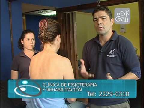Terapia fisica para la tendinitis del hombro