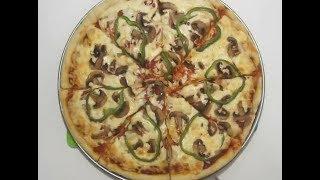 """getlinkyoutube.com-كيف تصنع """"بيتزا"""" مثل المطاعم ?"""