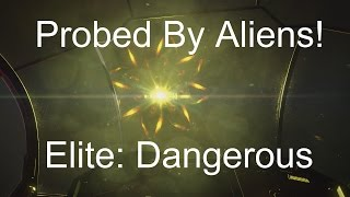 getlinkyoutube.com-First Encounter With Alien Spaceship in Elite: Dangerous