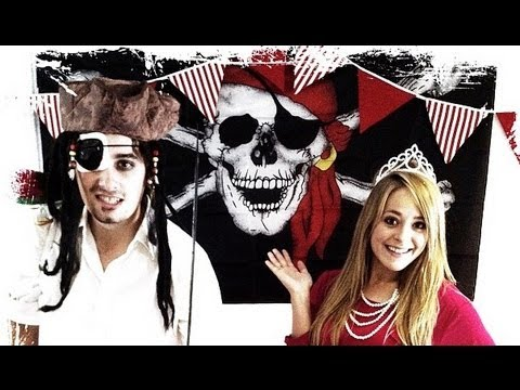 Vlogust Day 26: It's a Pirate Party!