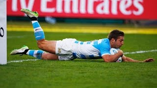 Argentina v Georgia - Full Match Video Highlights - Rugby World Cup 2015
