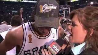 getlinkyoutube.com-Manu Ginobili 23 pts vs Detroit Pistons - G7 2005 NBA Finals