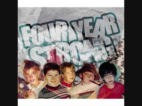 Bullet With Butterfly Wings de Four Year Strong Letra y Video